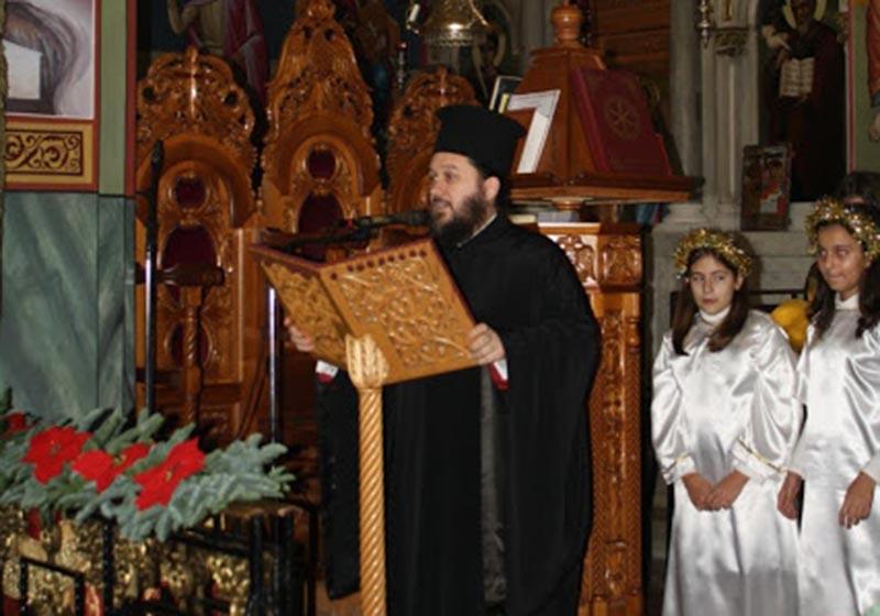 Χριστουγεννιάτικη εκδήλωση των Κατηχητικών Σχολείων της ενορίας Ι.Ν. Αγίας Τριάδος Αγρινίου (φωτο)