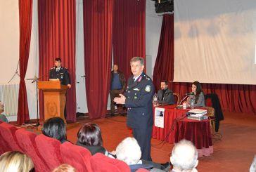 Ενημερωτική εκδήλωση στο Μεσολόγγι για την προστασία των πολιτών από τις απάτες (φωτο)