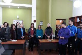 """Η """"Ακτίνα Εθελοντισμού"""" του δήμου Αγρινίου τίμησε τους εθελοντές της πόλης"""