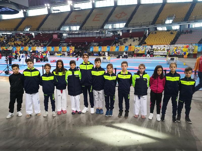 Το Αγρίνιο στο ΣΕΦ με τους αθλητές του Τίτορμου για το 12ο φεστιβάλ Ταεκβοντό