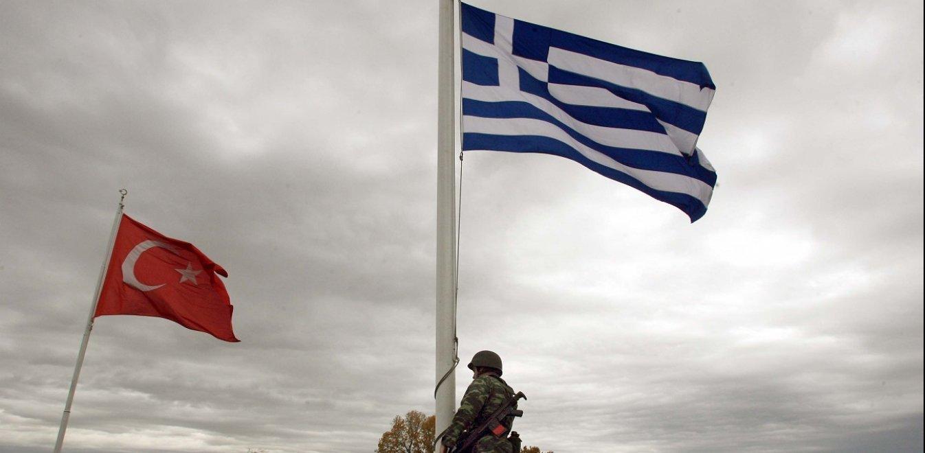Εβρος: Υψωσαν τουρκική σημαία σε ελληνική νησίδα (φωτο)
