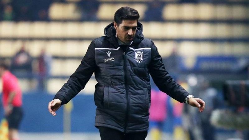 Φερέιρα: «Μετά το 1-0, ανεξήγητα σταματήσαμε να παίζουμε»