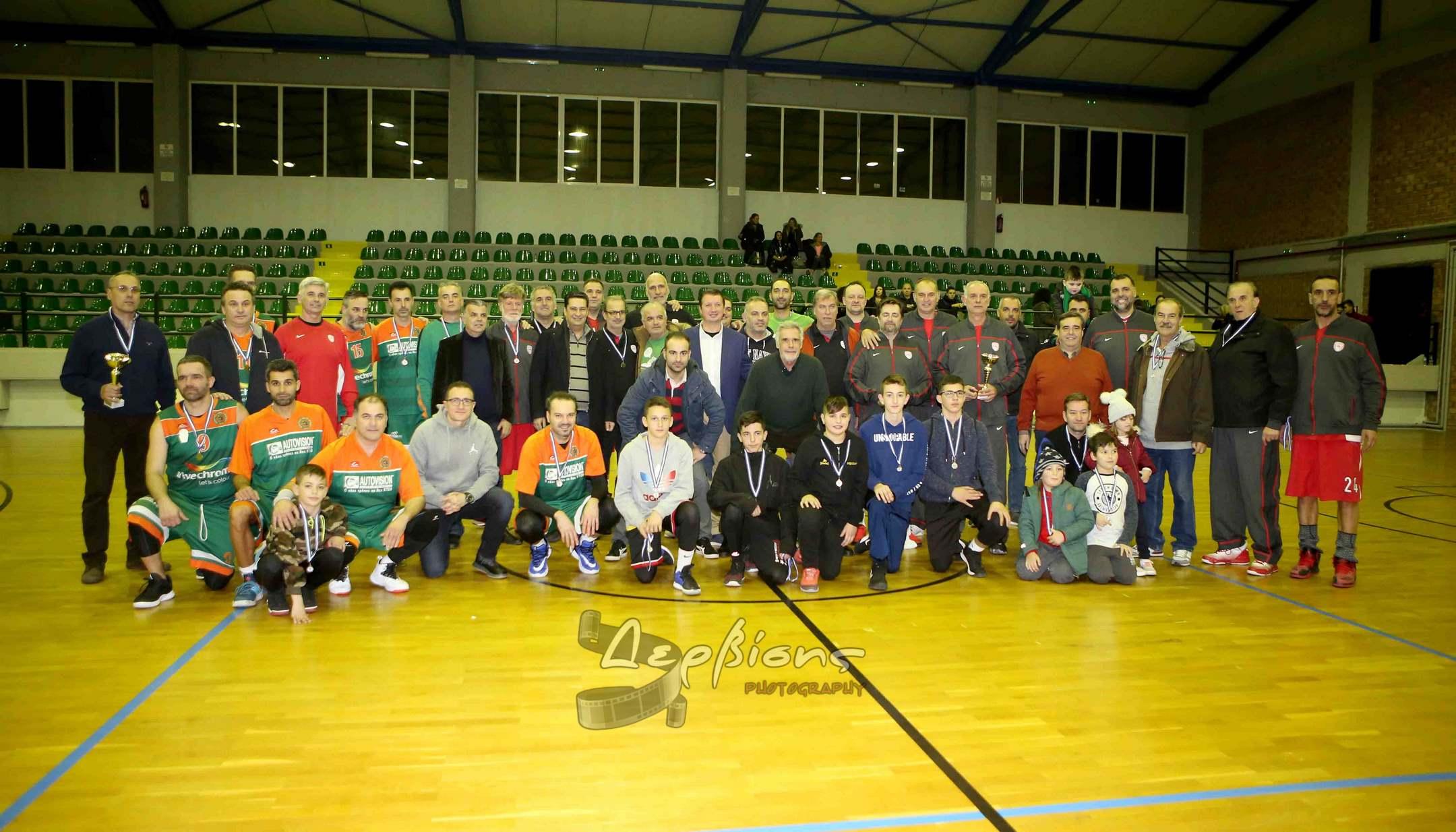 Πετυχημένο το 4ο φιλανθρωπικό τουρνουά μπάσκετ στο Αγρίνιο (φωτο)