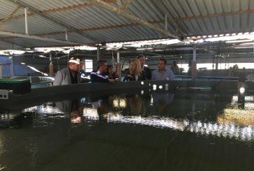 Iκανοποίηση στην ΕΛ.Ο.Π.Υ. για την επίσκεψη της Φωτεινής Αραμπατζή στην Αιτωλοακαρνανία