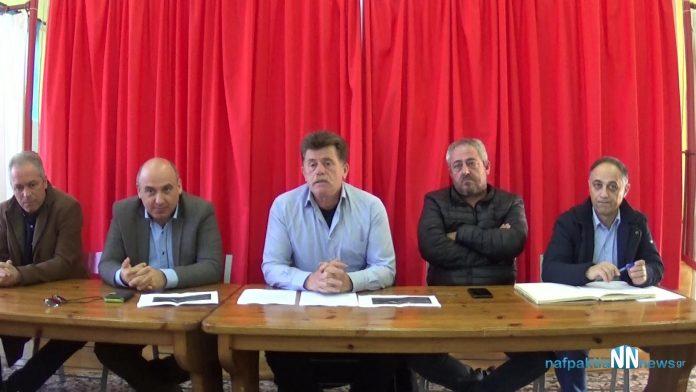 «Όχι» λέει η Ναυπακτία στις ανεμογεννήτριες στη Βαράσοβα