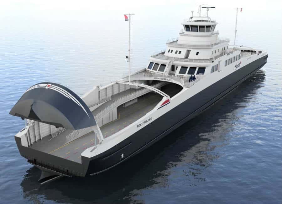 Στη γραμμή Αίγιο – Άγιος Νικόλαος το πρώτο ηλεκτρικό ferry boat στην Ελλάδα