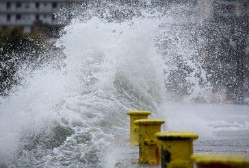 Βροχές μέχρι το Σάββατο, βελτίωση του καιρού από την Κυριακή στην Αιτωλοακαρνανία