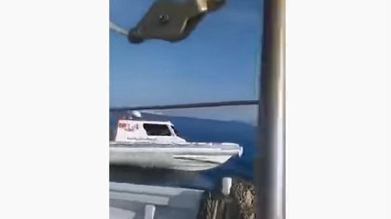 Καλόλιμνος: Έλληνας ψαράς «στόλισε» την τουρκική ακτοφυλακή που τον παρενόχλησε