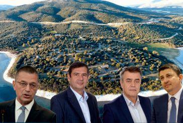 Τρεις δήμαρχοι σήμερα στον Στεφανή για τον Άγριλο
