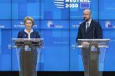 ΕΕ: Πλήρης υποστήριξη σε Κύπρο και Ελλάδα – Μητσοτάκης: Διπλωματικά «τείχη» απέναντι στην τουρκική προκλητικότητα