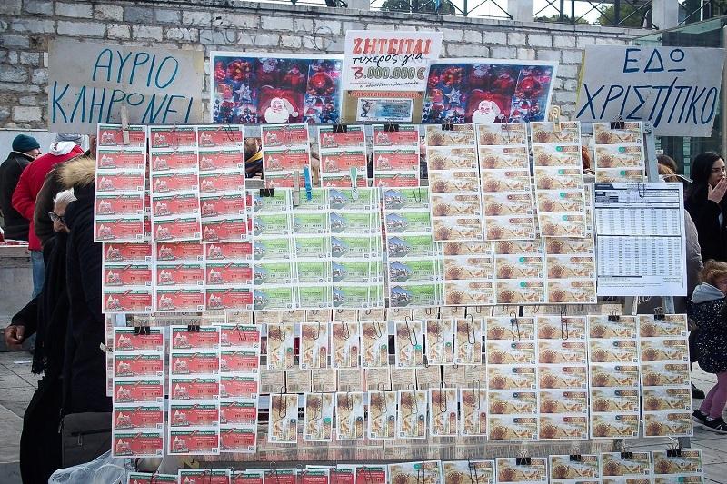 Αγρίνιο: 10.000 ευρώ αναζητούν τον κάτοχο κερδισμένου Πρωτοχρονιάτικου λαχείου