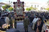Με λαμπρότητα η εορτή του Αγίου Σπυρίδωνος στην Μητρόπολη Αιτωλίας και Ακαρνανίας