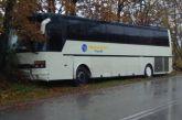 Καλαμπάκα: Εκτροπή λεωφορείου με 37 μαθητές στην Εθνική Οδό