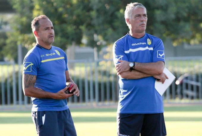 """Λουτσιάνο: """"Παίζουμε καλύτερα με την αλλαγή προπονητή"""""""