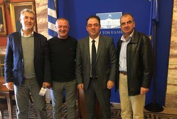 Συνάντηση της Ομοσπονδίας Μακρύνειων με τον Δημήτρη Κωνσταντόπουλο