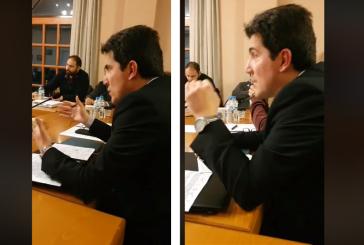 Αποχώρησε η παράταξη του Δημ. Μασούρα από το Δημοτικό Συμβούλιο Ακτίου – Βόνιτσας
