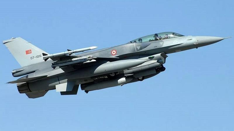 Τουρκικά μαχητικά πάνω από Παναγιά, Οινούσσες, Ρω, Καστελόριζο και Στρογγύλη