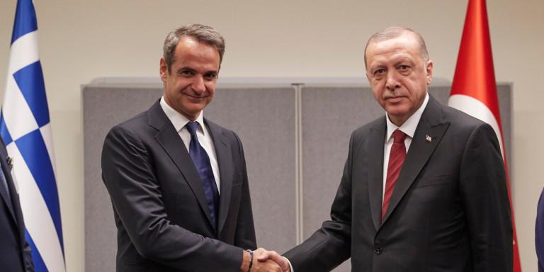 Τα 6,7 Ρίχτερ επανέφεραν τη «διπλωματία των σεισμών» – Η επικοινωνία Μητσοτάκη-Ερντογάν