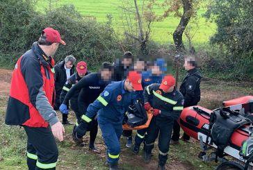 Κορυφώνεται η αγωνία στην Μπαμπίνη για τον 79χρονο οδηγό αγροτικού που έπεσε σε αρδευτική στέρνα