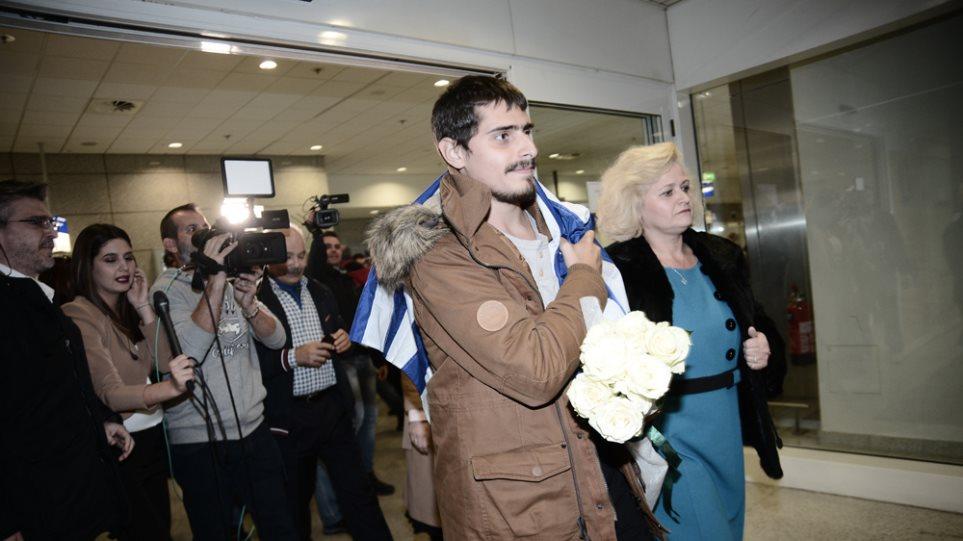 Επέστρεψε στην Ελλάδα ο 20χρονος Μεσολογγίτης ναυτικός που είχε απαχθεί στο Τόγκο