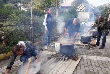 """""""Γιορτή Τσιγαρίδας"""" στα Παλιάμπελα"""