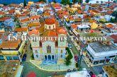 Ο Ιερός Ναός Παμμεγίστων Ταξιαρχών Αιτωλικού (video)