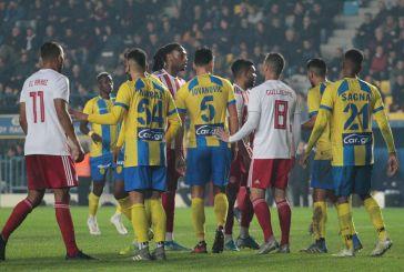 Μιχαηλίδης: «Το ματς κρίθηκε στο τελευταίο πεντάλεπτο του πρώτου ημιχρόνου»