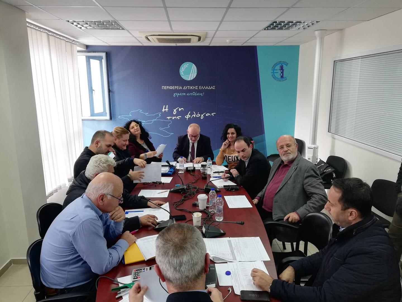 Προνόησε η Οικονομική Επιτροπή της Περιφέρειας για τη μεταφορά των νέων του Παναγία Ελεούσα και της ΕΛΕΠΑΠ Αγρινίου