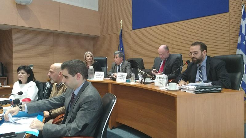Το Περιφερειακό Συμβούλιο ενέκρινε τα σχέδια Πολιτικής Προστασίας για το 2020