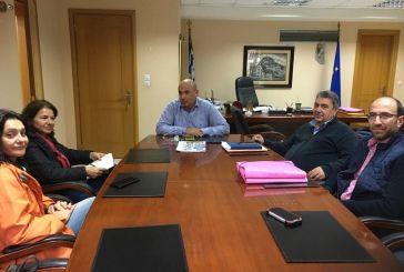 Σύσκεψη στον Δήμο Ναυπακτίας  για τα έργα σε Περίστα και Κλεπά