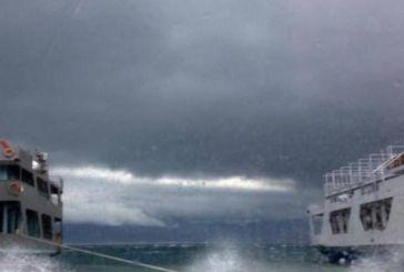 Δεμένα τα πλοία σε Ρίο – Αντίρριο και Κυλλήνη – Ποια η εικόνα στη Γέφυρα Χαρίλαος Τρικούπης