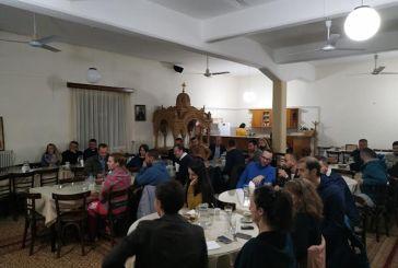 Δεύτερη «Σύναξη Νέων και Νέων Ζευγαριών» της ενορίας Αγίας Τριάδας Αγρινίου