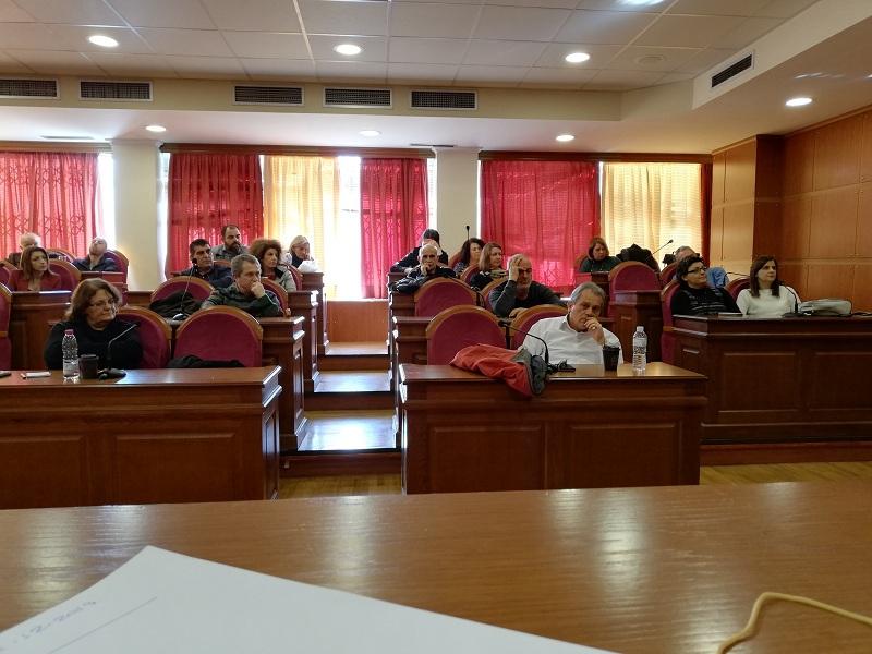 Tα θέματα που τέθηκαν στην ετήσια γενική συνέλευση του ΣΥΠΕΑ - AgrinioNews