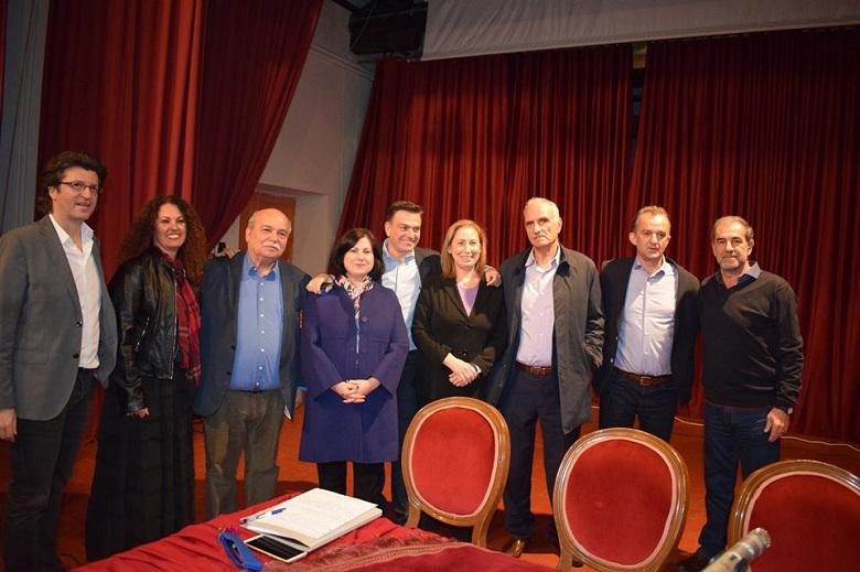 Συνέλευση ΣΥΡΙΖΑ στο Μεσολόγγι με Βούτση, Ξενογιαννακοπούλου και συμβολική επίσκεψη στη Γεωπονική Σχολή