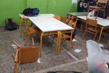 Βανδαλισμός στο 4ο δημοτικό σχολείο Αγρινίου