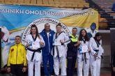 Ο «Τίτορμος» στο βάθρο Πανελληνίων πρωταθλημάτων στο TAE KWON DO