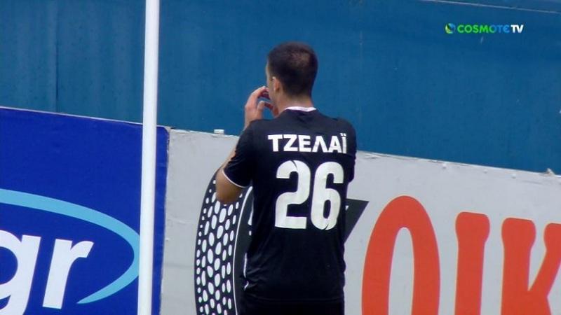 Παναιτωλικός – Ιάλυσος 5-1: Το απίθανο αυτογκόλ του Τζελάι