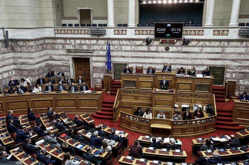 Εκλογικός νόμος: 163 «ναι», 121 «όχι» για το νέο σύστημα που πρότεινε η κυβέρνηση