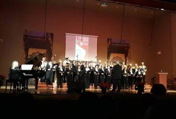 Μεγάλη συμμετοχή στην 15η χορωδιακή συνάντηση στο Αγρίνιο