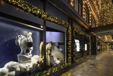 Αυτές είναι οι πιο πρωτότυπες και όμορφες Χριστουγεννιάτικες βιτρίνες