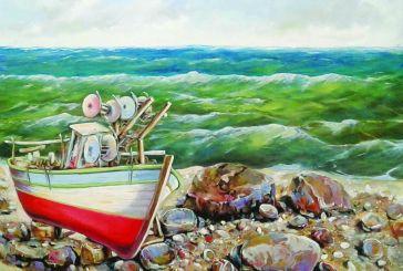 Έκθεση ζωγραφικής του Χαράλαμπου Ζαχαρόπουλου στο Αγρίνιο