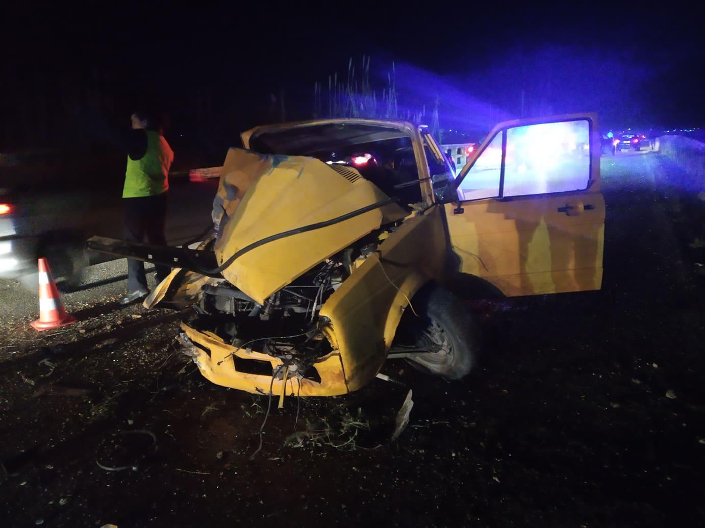Aγρίνιο: σφοδρή σύγκρουση οχημάτων στην εθνική, τραυματίες και διακοπή κυκλοφορίας