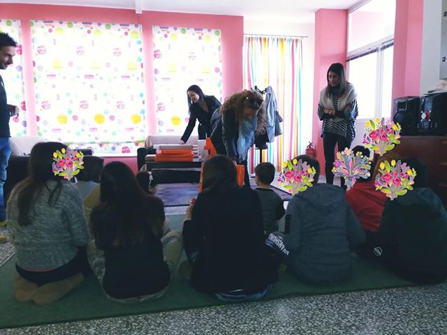 """Στο """"Χαμόγελο του Παιδιού"""" ο Σύλλογος Γονέων και Κηδεμόνων των Παιδικών και Βρεφονηπιακών Σταθμών του Δήμου Αγρινίου"""
