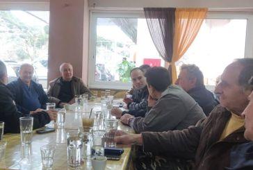 Παραμονή των Φώτων με τους προέδρους στα Παρακαμπυλία για τον  Δημητρογιάννη