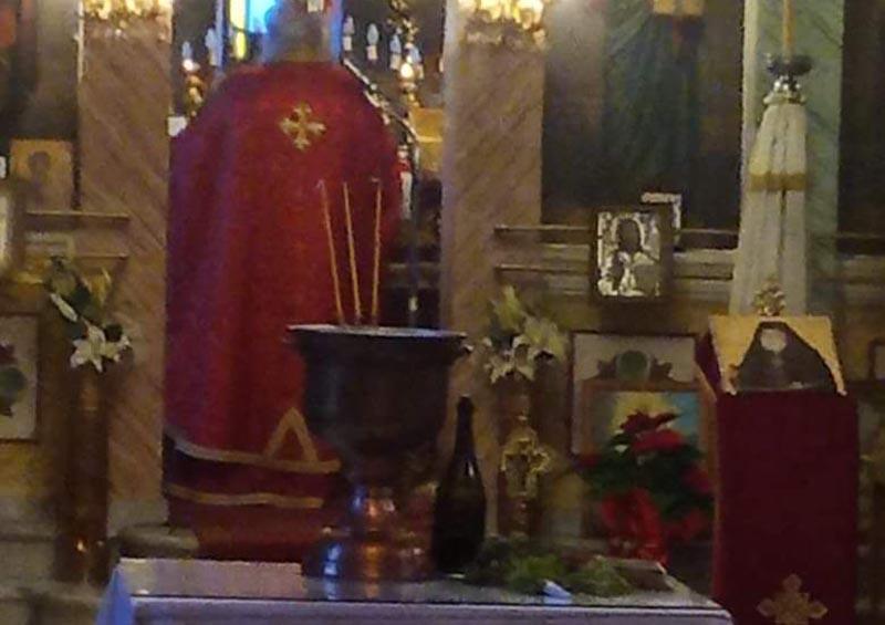 Στις 26 Ιανουαρίου η κοπή πίτας στον Ι. Ν. Αγίου Νικολάου Αναλήψεως Τριχωνίδας