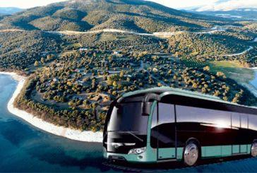 Aμφιλοχία: μεταφορά με λεωφορεία στο συλλαλητήριο της Κυριακής στον Άγριλο