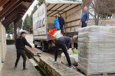 Δέκα τόνοι τροφίμων από Αγρινιώτες στους σεισμόπληκτους της Αλβανίας