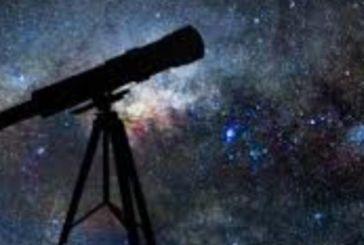 Αστροβραδιά την Τετάρτη στο Μεσολόγγι