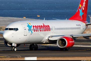 Δρομολόγιο Άκτιο – Άμστερνταμ ανακοίνωσε η Corendon Dutch Airlines