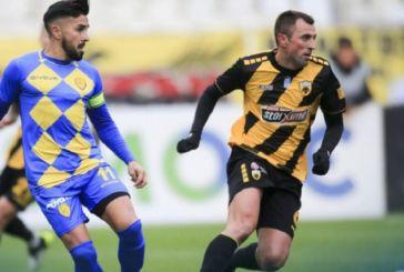 ΑΕΚ – Παναιτωλικός 3-1: Τα έκανε… θάλασσα ο Τάσης